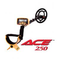 Garrett Ace 250 fémkereső